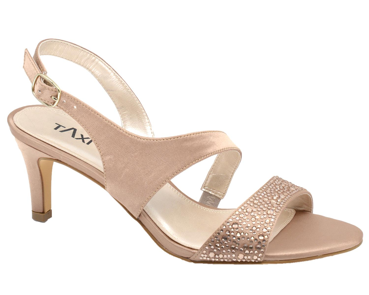 YVONNE-01 RUSTY PINK- SOLD OUT